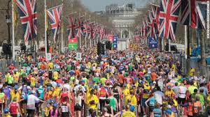 London Marathon - the ultimae challenge!
