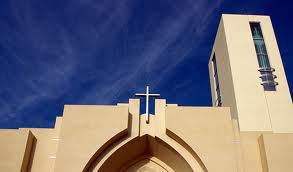 A Church in Loma Linda, California