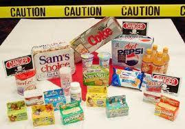 Aspartame caution!