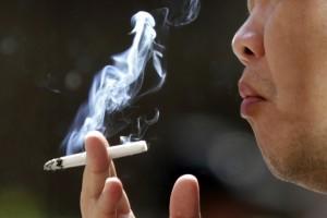 Try to stop smoking