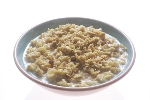 Oatmeal for athletes