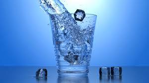 Wash out the toxins by rehydrating after massage...