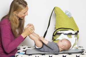 Better for Your Back - The Healthy Baby Backpack