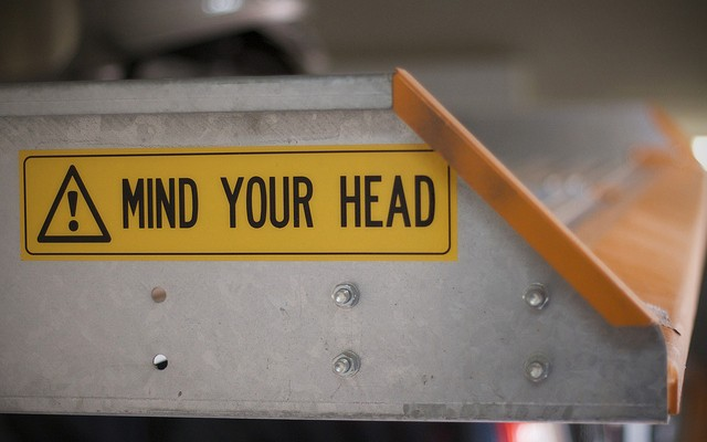 Mind Your Head Concussion