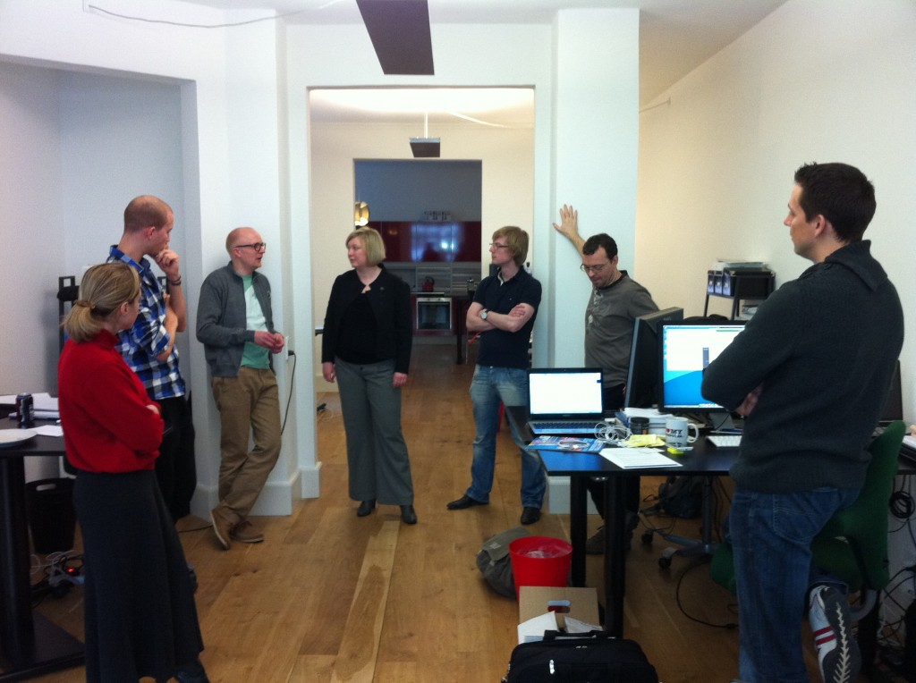 Stand Up to Meetings - More Productive and Quicker!