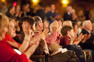 Theatre Crowd Clapping