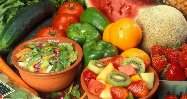 Fruit & Veg freshly cut