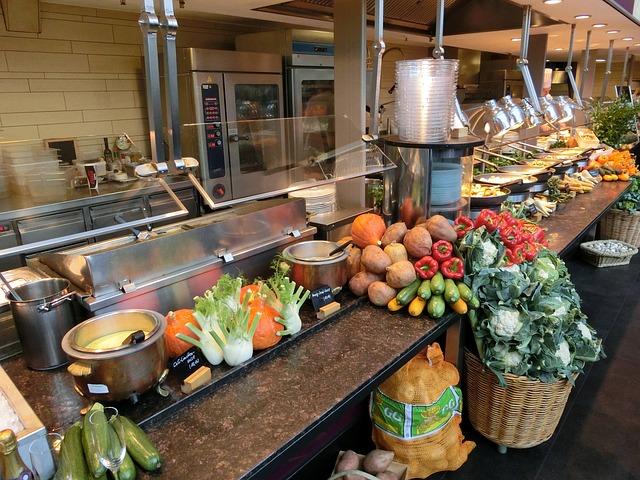 Healthy kitchen equals healthy body