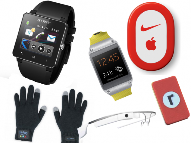 wearable fitness gadgets