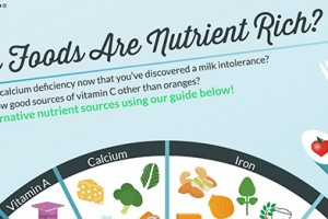 Alternative Sources of Nutrients - Food Intolerances