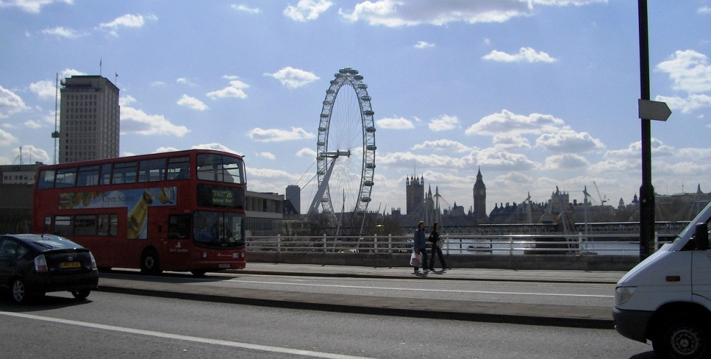 The London Eye - wheelchair accessible