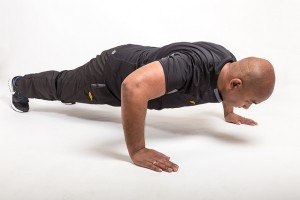 Personal Training - Pushups - Verywellbeing