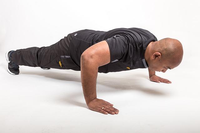 exercise - push ups