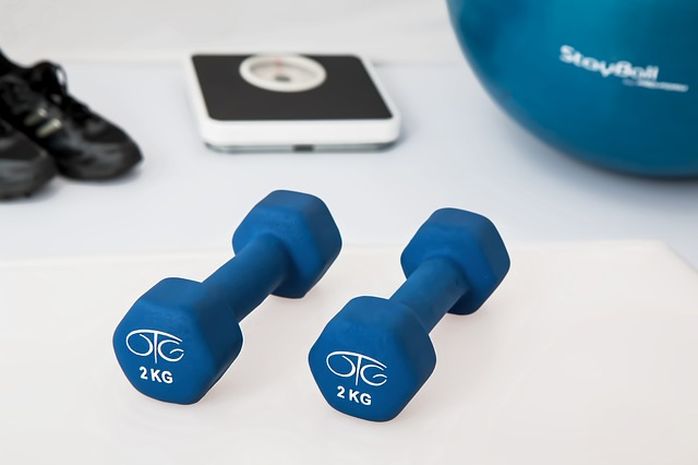 Weight Training for Fitness - verywellbeing.co.uk