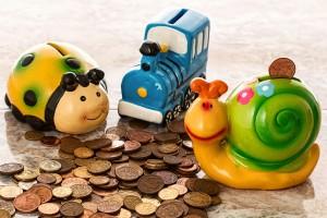 Money Saving Health Tips - Piggy Bank