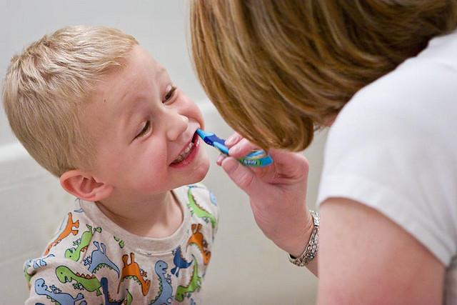 Keeping Childrens Teeth Healthy