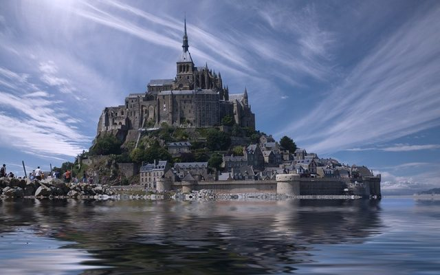 mont-saint-michel-france-normandy-europe