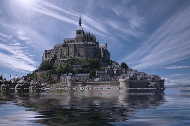 mont-saint-michel-france-normandy-europe